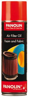 PANOLIN AIR FILTER OIL SPRAY 500ML